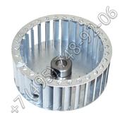 Крыльчатка вентилятора арт. 3005708