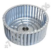 Крыльчатка вентилятора арт. 3007652