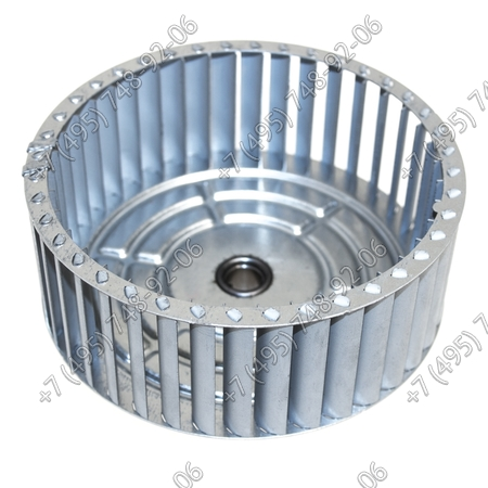 Крыльчатка вентилятора арт. 3007652 для горелок Riello