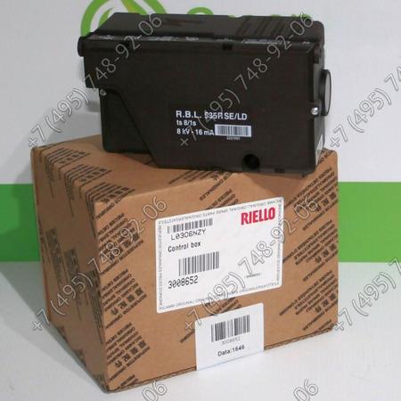 Контроллер R.B.L. 535R SE/LD арт. 3008652 для горелок Riello
