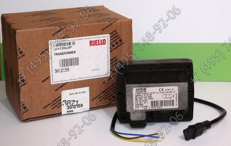 Трансформатор розжига арт. 3012159 для горелок Riello