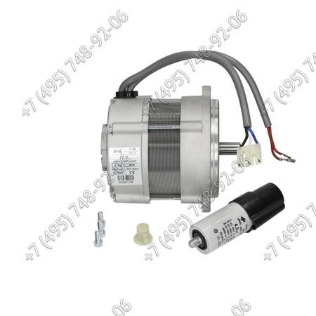 Мотор с конденсатором арт. 3002836 для горелок Riello
