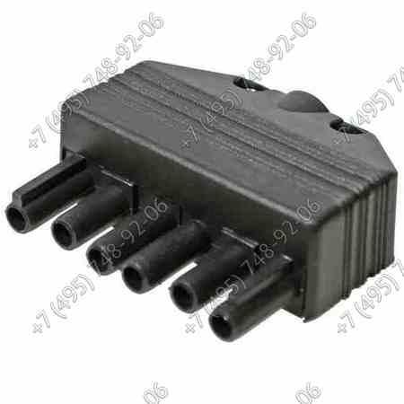 Штекер 6-контактный арт. 3007426 для горелок Riello