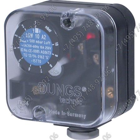 Реле давления воздуха LGW 10 A2 арт. 3007444 для горелок Riello