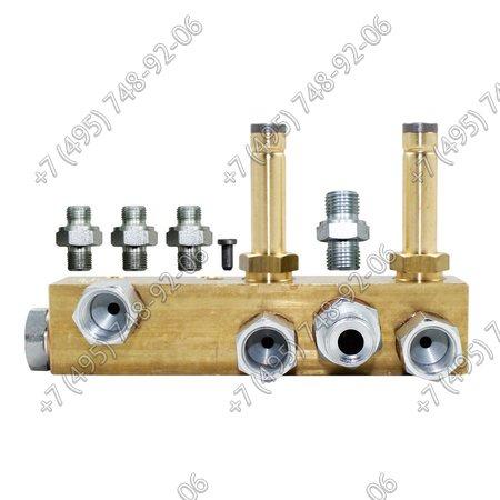 Клапанный блок арт. 3005492 для горелок Riello
