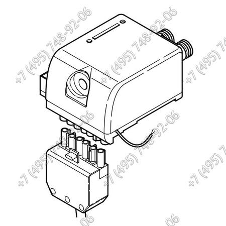 Блок управления горением 599 RES арт. 3002662 для горелок Riello