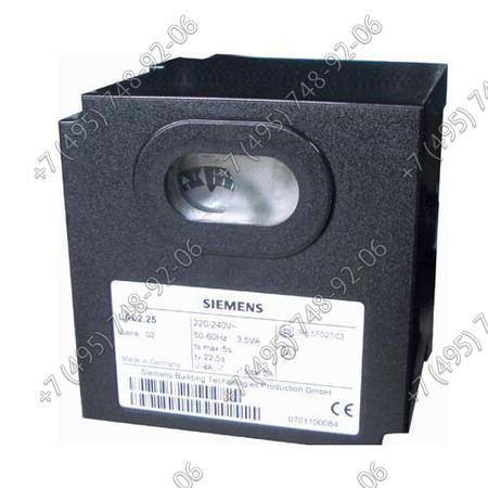Блок управления горением LAL2.25 арт. 3012807 для горелок Riello