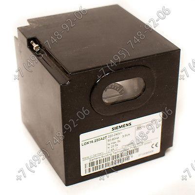 Блок управления горением LOK16 арт. 3012898 для горелок Riello