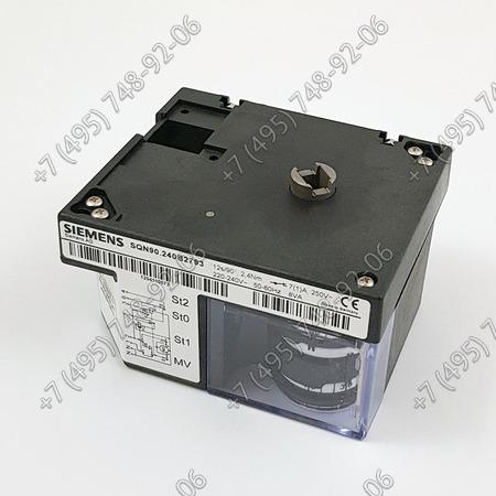 Сервопривод SQN90.240B2793 арт. 3003887 для горелок Riello